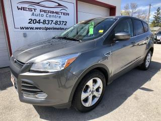 Used 2014 Ford Escape for sale in Winnipeg, MB