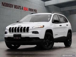 Used 2018 Jeep Cherokee Altitude 4x4 for sale in Mississauga, ON