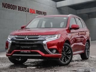 Used 2018 Mitsubishi Outlander Phev SE Touring S-AWC, NO Accidents, Pwr Hatch, EV for sale in Mississauga, ON
