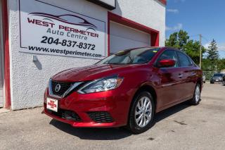 Used 2018 Nissan Sentra SV **Htd Seats*B/Up Cam*Power Sunroof** for sale in Winnipeg, MB