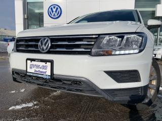Used 2019 Volkswagen Tiguan Trendline for sale in Guelph, ON