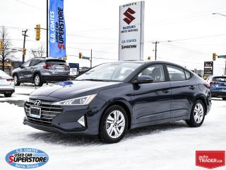 Used 2020 Hyundai Elantra Preferred ~Heated Seats/Wheel ~Backup Camera for sale in Barrie, ON