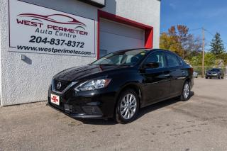 Used 2018 Nissan Sentra 1.8 SV Midnight Edition for sale in Winnipeg, MB