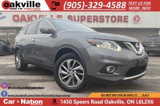 Used 2015 Nissan Rogue SL AWD | NAVI | 360 CAM | PANO ROOF | LEATHER for sale in Oakville, ON