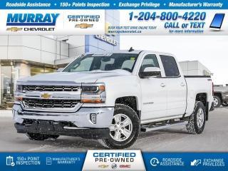 Used 2017 Chevrolet Silverado 1500 LT for sale in Winnipeg, MB