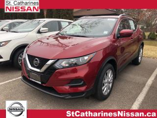 New 2020 Nissan Qashqai SV FWD CVT for sale in St. Catharines, ON