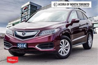 Used 2018 Acura RDX Tech at No Accident| Remote Start|Navigation for sale in Thornhill, ON