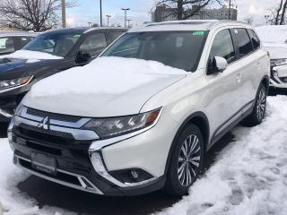 New 2020 Mitsubishi Outlander EX-L S-AWC for sale in Mississauga, ON