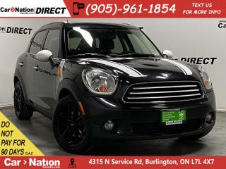 Used 2014 MINI Cooper Countryman | LOCAL TRADE| LEATHER| DUAL SUNROOF| for sale in Burlington, ON