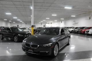 Used 2015 BMW 3 Series 320i xDRIVE I LEATHER I SUNROOF I HEATED SEATS I CRUISE for sale in Mississauga, ON