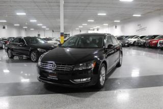 Used 2012 Volkswagen Passat HIGHLINE I NO ACCIDENTS I SUNROOF I LEATHER I HEATED SEATS for sale in Mississauga, ON