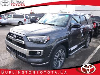 New 2020 Toyota 4Runner 4WD for sale in Burlington, ON