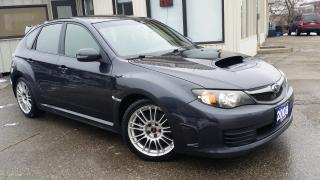 Used 2008 Subaru Impreza WRX STI 5-door -NAVIGATION! SERVICE RECORDS! for sale in Kitchener, ON