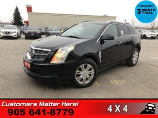 Used 2010 Cadillac SRX Luxury  AWD NAV PANO LEATH P/SEATS HS for sale in St. Catharines, ON