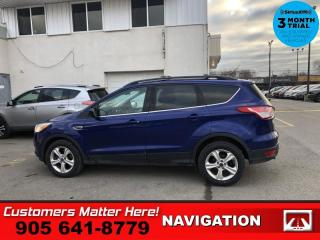 Used 2013 Ford Escape SE  SE TRIM NAVIGATION HTD-SEATS  ALLOYS for sale in St. Catharines, ON