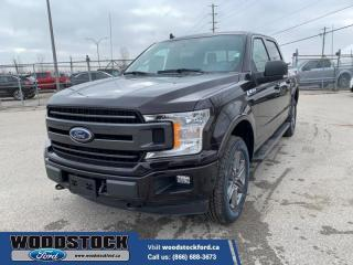 New 2020 Ford F-150 XLT  302A, CREWCAB, 5.0L, SPORT PACKAGE, FX4 for sale in Woodstock, ON
