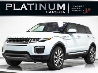 Used 2016 Land Rover Evoque HSE AWD, NAV, PANO, PUSH BUTTON, CAM, CAN VEHICLE for sale in Toronto, ON