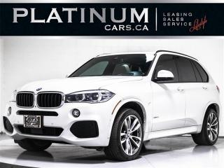 Used 2017 BMW X5 xDrive35i AWD, M-SPORT, NAV, PANO, FULL MARINO LE for sale in Toronto, ON