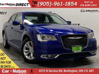 Used 2018 Chrysler 300 Touring| PANO ROOF| NAVI| LEATHER| for sale in Burlington, ON