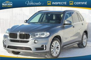 Used 2015 BMW X5 35i XDRIVE for sale in Ste-Rose, QC