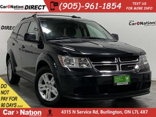 Used 2012 Dodge Journey SE| LOCAL TRADE| 7-PASSENGER| PUSH START| for sale in Burlington, ON
