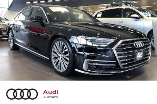 Used 2019 Audi A8 L 55 TFSI quattro + NEW | Save $$$ | Great Deal for sale in Whitby, ON