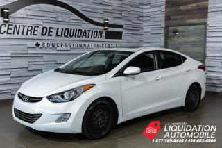 Used 2013 Hyundai Elantra Limited for sale in Laval, QC