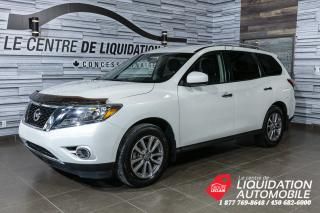 Used 2015 Nissan Pathfinder S for sale in Laval, QC