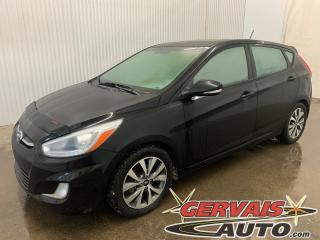 Used 2017 Hyundai Accent SE Toit Ouvrant A/C MAGS Sièges Chauffants for sale in Trois-Rivières, QC
