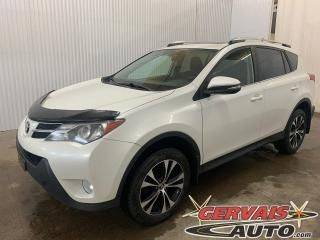 Used 2015 Toyota RAV4 XLE AWD Toit Ouvrant MAGS Caméra de recul for sale in Trois-Rivières, QC