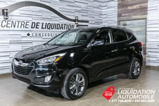 Used 2015 Hyundai Tucson GLS for sale in Laval, QC