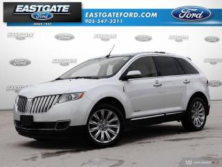 Used 2015 Lincoln MKX for sale in Hamilton, ON