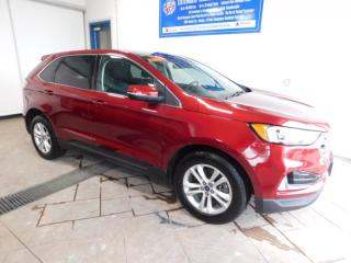 Used 2019 Ford Edge SEL NAVI SUROOF AWD for sale in Listowel, ON