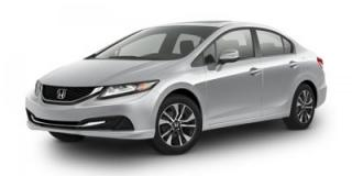 Used 2015 Honda Civic Sedan EX for sale in Scarborough, ON