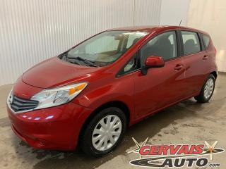 Used 2014 Nissan Versa Note SV Caméra de recul A/C Bluetooth *Transmission Automatique* for sale in Shawinigan, QC