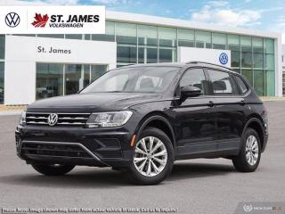 New 2020 Volkswagen Tiguan Trendline ***DEMO*** for sale in Winnipeg, MB