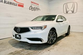 Used 2018 Acura TLX SH TECH PACK AWD for sale in Blainville, QC