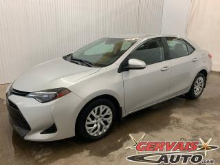 Used 2018 Toyota Corolla LE Bluetooth Caméra de recul Sièges Chauffants Toyota Safety Sense for sale in Shawinigan, QC