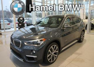 Used 2016 BMW X1 xDrive28i 4 portes TI for sale in Blainville, QC