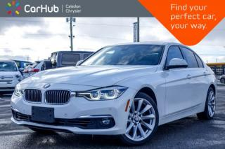 Used 2016 BMW 3 Series 328i xDrive|Navi|Sunroof|Backup Cam|Bluetooth|Heated Front Seats|Leather|18