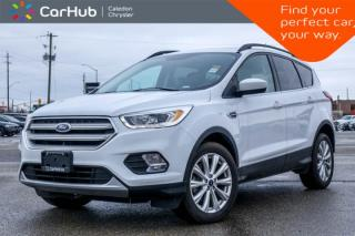Used 2019 Ford Escape SEL|AWD|Navi|Pano Sunroof|Bluetooth|Backup Cam|Heated Front Seats|R-Start|17