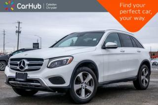 Used 2017 Mercedes-Benz GL-Class GLC 300|4Matic|Navi|Pano Sunroof|Blind Spot|Backup Cam|Bluetooth|Heated Front Seats!19