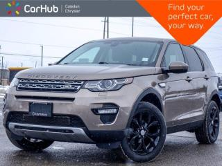 New 2016 Land Rover Discovery Sport HSE 4x4 Navigation Panoramic Sunroof Backup Camera Bluetooth Leather 19