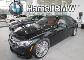 Used 2016 BMW 3 Series 328 xDrive berline Groupe M for sale in Blainville, QC
