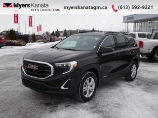 New 2020 GMC Terrain SLE  - Sunroof - Navigation for sale in Kanata, ON