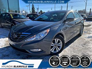 Used 2011 Hyundai Sonata GLS TOIT, DÉMAR DISTANCE, MAGS, BLUETOOT for sale in Blainville, QC