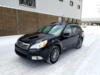 Used 2010 Subaru Outback Subaru Outback 3.6R Limited 2010 Camera for sale in St-Eustache, QC