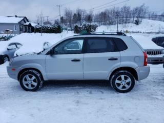 Used 2006 Hyundai Tucson GL for sale in Beauport, QC
