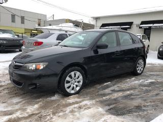 Used 2010 Subaru Impreza IMPREZA AWD for sale in St-Hubert, QC