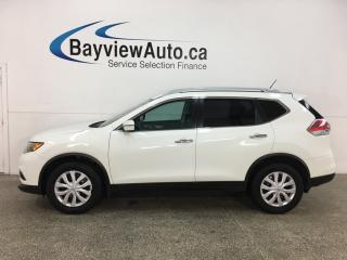 Used 2016 Nissan Rogue - ONLY 30,000KMS! NISSAN DIRECT! PWR GROUP! for sale in Belleville, ON